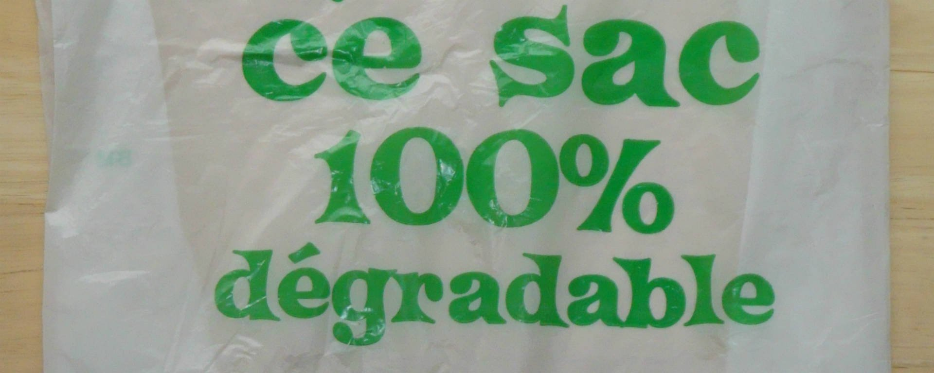 sac biodegradable, biocool ardeche